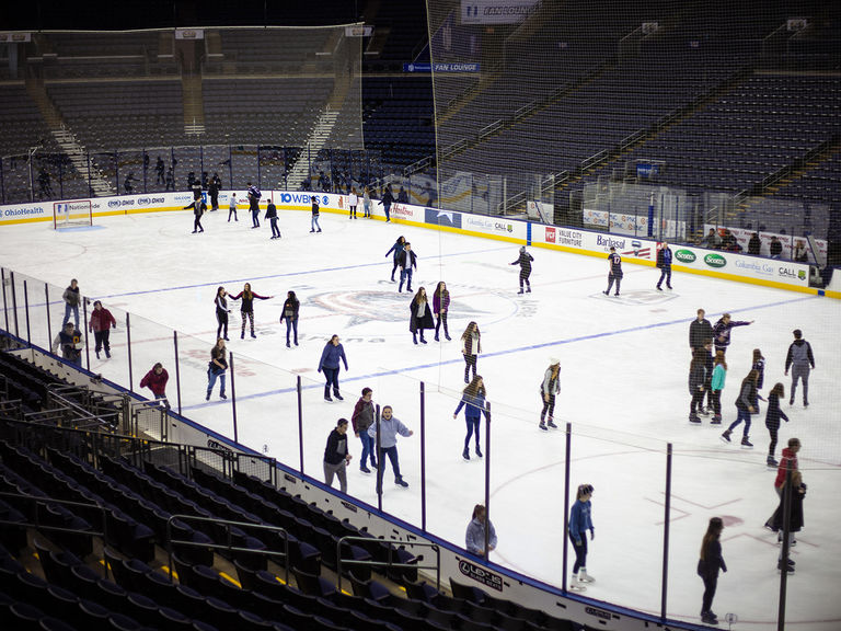2018 STEM Day with Blue Jackets 5