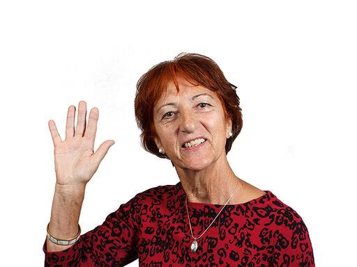 Alma Delmonte Funny